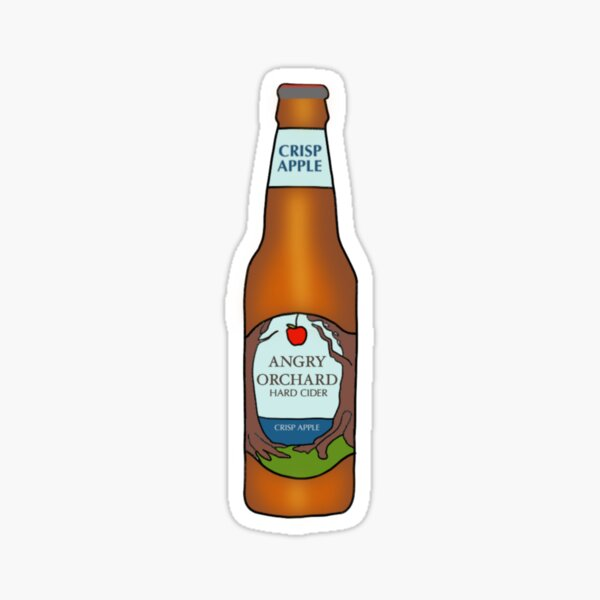 Angry Orchard Hard Cider Sticker