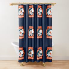 Burning Babies in the Surf Rescue Specialist Shower Curtain