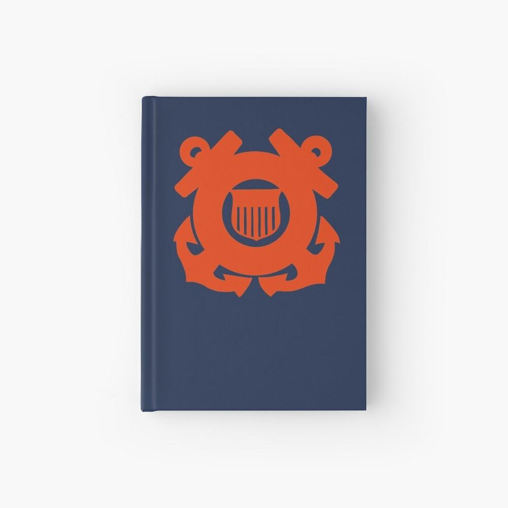 CG Shield - International Orange  Hardcover Journal