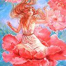 PEONY FAIRY by Judy Mastrangelo
