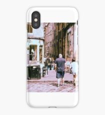 Cockburn Street, Edinburgh iPhone Case