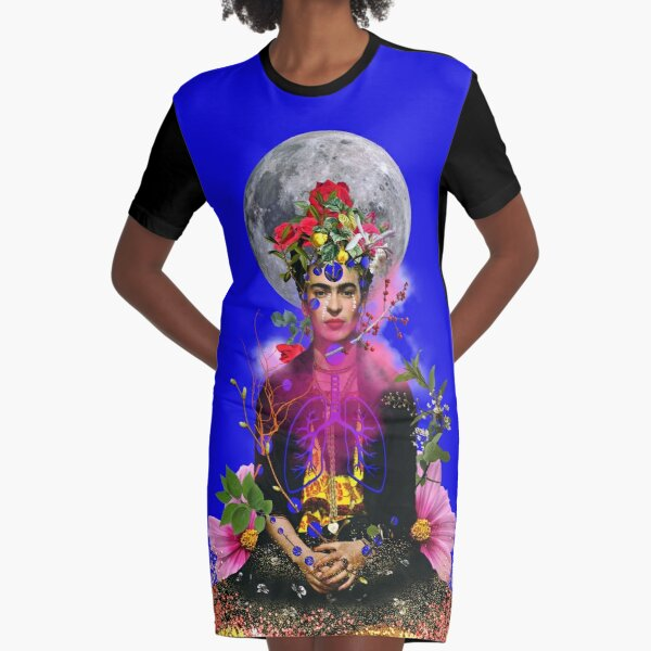 I drank to drown my sorrows, but the damned things learned how to swim. Graphic T-Shirt Dress