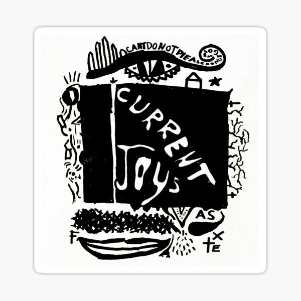 current joys band sticker Sticker