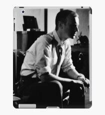 mark gatiss  iPad Case/Skin