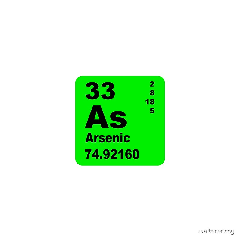 Periodic Table what family does arsenic belong to on the periodic table : Arsenic Periodic Table of Elements