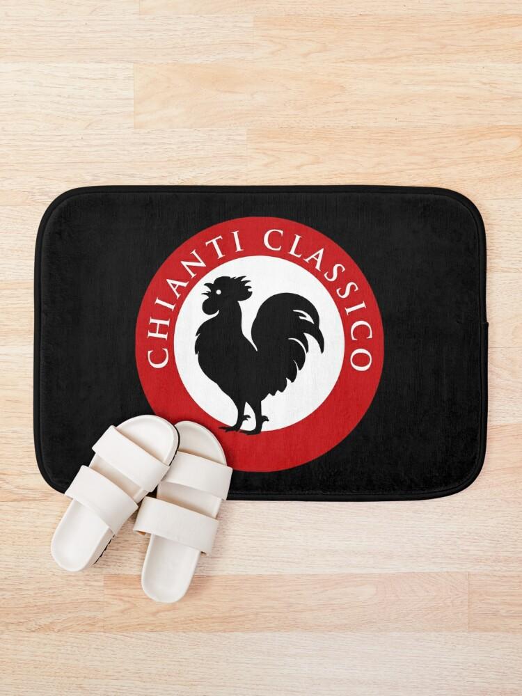 Alternate view of Black Rooster Chianti Classico Bath Mat