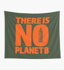 No Planet B Tapestry