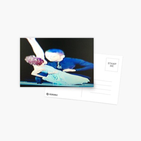 LET'S DANCE V1.....!! Postcard