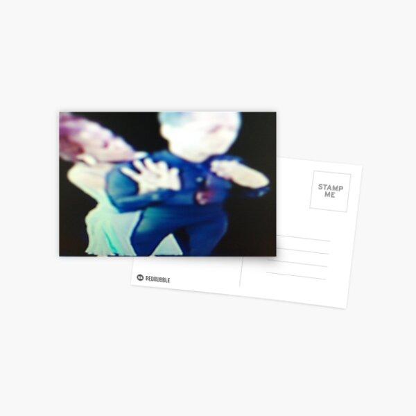 PLEASE STAY! Postcard