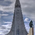 Hallgrimskirkja by Roantrum