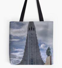 Hallgrimskirkja Tote Bag