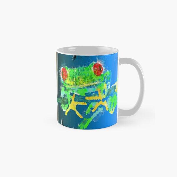 Red Eyed Green Tree Frog Classic Mug
