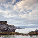 Evening on the Snæfellsnes Peninsula by Roantrum