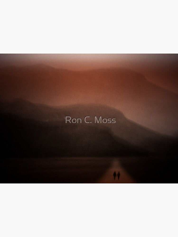 Walking With Mountains by ronmoss