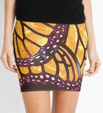 Monarch Wings Mini Skirt