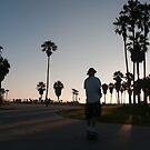 Venice Beach Skater by Chris Muscat