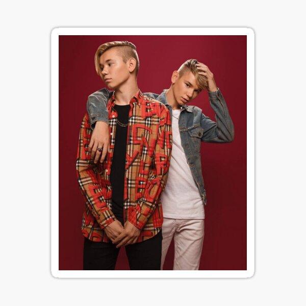 Marcus and Martinus Sticker