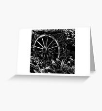 Derelict Greeting Card