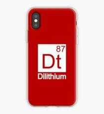 Dilithium - Star Trek iPhone Case
