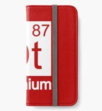 Dilithium - Star Trek iPhone Wallet/Case/Skin