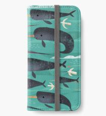 Narwhals and Narbirds iPhone Wallet/Case/Skin