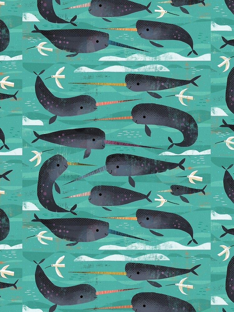 Narwhals and Narbirds by gklucas