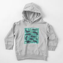 Narwhals and Narbirds Toddler Pullover Hoodie