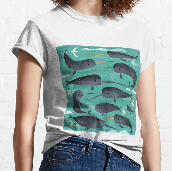 Narwhals and Narbirds Classic T-Shirt