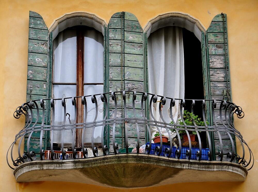 Whimsical Window by Ainsley Kellar Creations