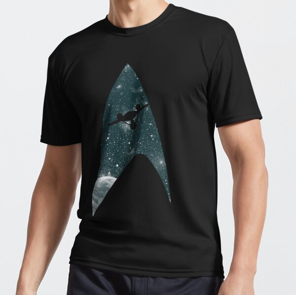 Space the final frontier Active T-Shirt