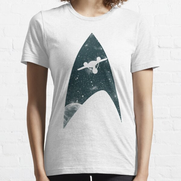 Space the final frontier Essential T-Shirt