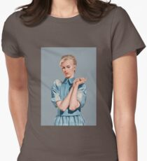 Vintage Women's Fitted T-Shirt