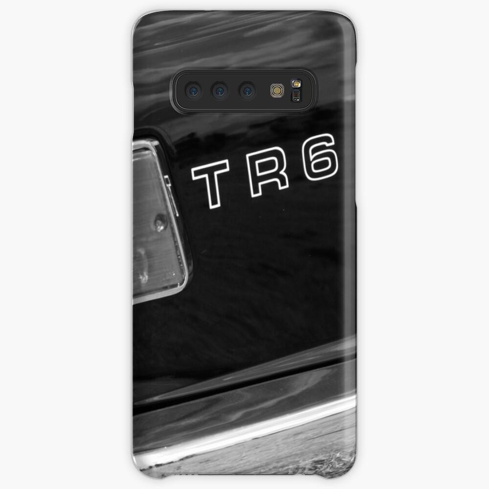 Classic Triumph TR6 Sports Car Case & Skin for Samsung Galaxy