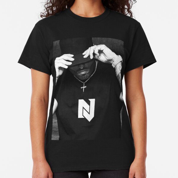 Dimelo Papi Nicky Jam Reggaeton Regueton Ladies  T Shirt