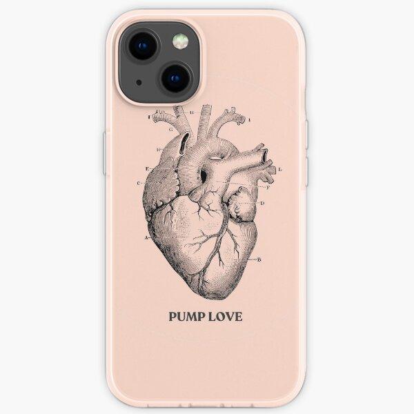 Pump Liebe! - Herz iPhone Flexible Hülle