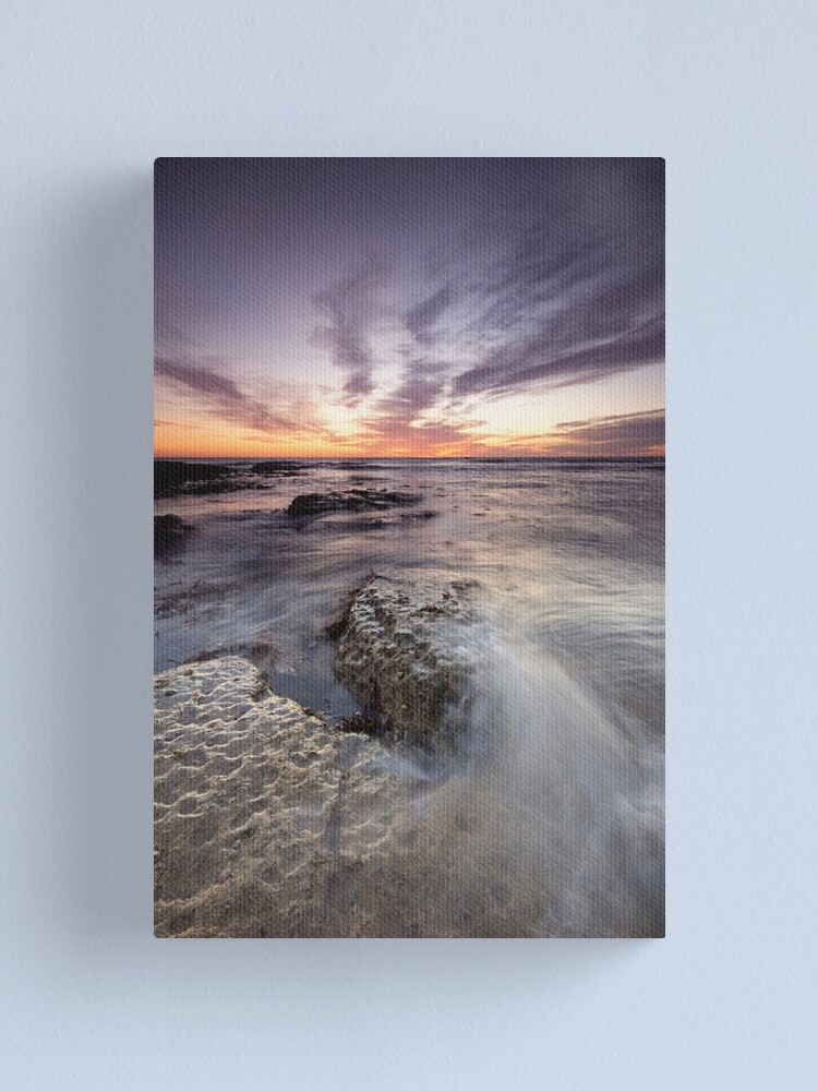 Alternate view of Dimples Canvas Print