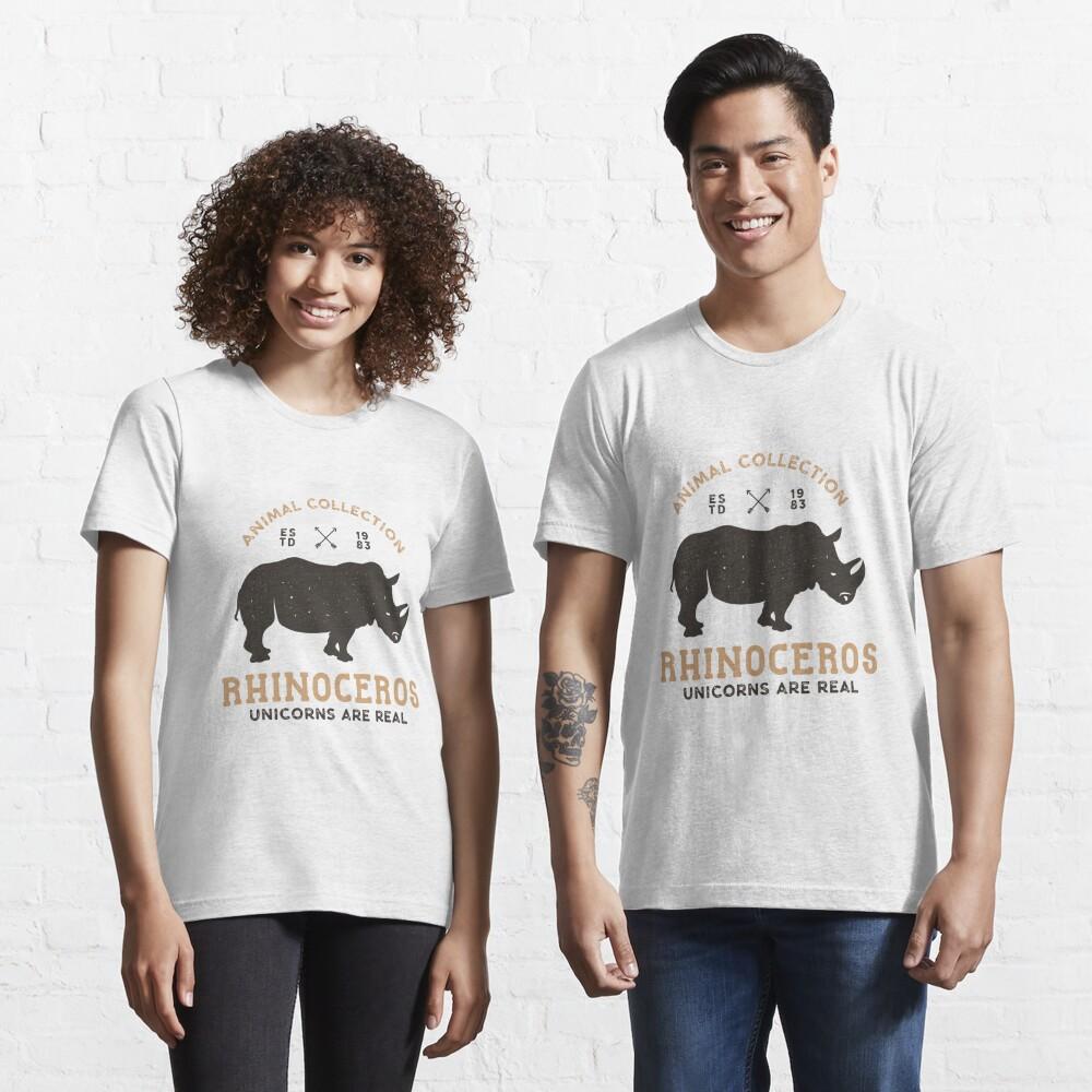 Einhörner sind real Essential T-Shirt