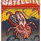 The Secret Satellite Mail Order Flyer #11 by Kristian Olson