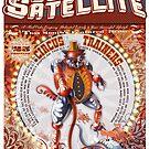 The Secret Satellite Mail Order Flyer #5 by Kristian Olson