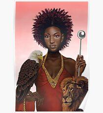Emperor Goddess Poster