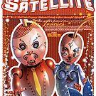 The Secret Satellite Mail Order Flyer #4 by Kristian Olson