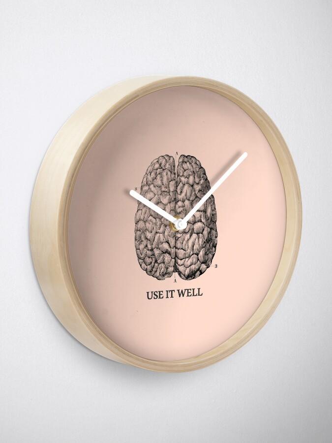 Alternate view of Use it well - Brain  Clock