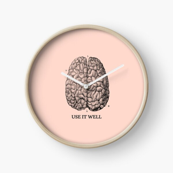 Use it well - Brain  Clock