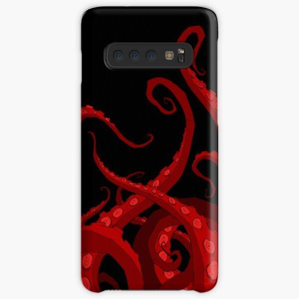Subterranean - Red Samsung Galaxy Snap Case