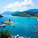 Kanoni Corfu by Lyndy