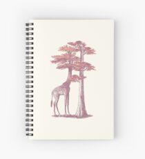 Fata Morgana Spiral Notebook
