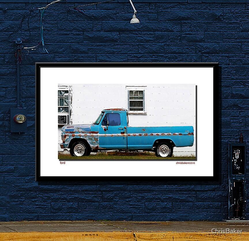 Art Show, Street side by ChrisBaker