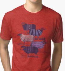 Cool Sweaters Tri-blend T-Shirt