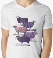 Cool Sweaters Men's V-Neck T-Shirt