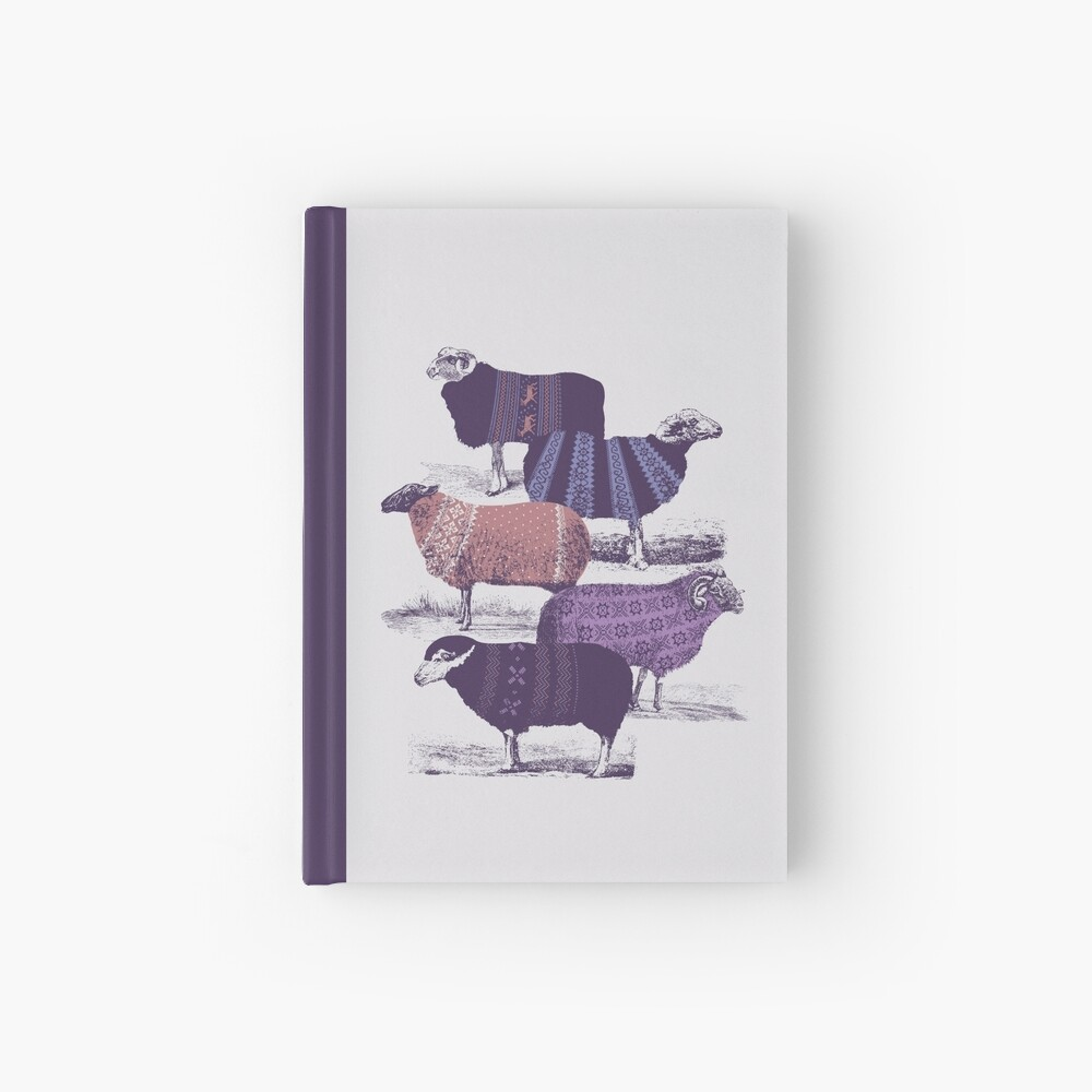 Cool Sweaters Hardcover Journal